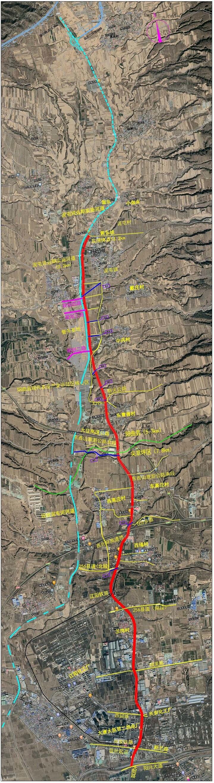 太原大同路将向北延伸至泥屯!新建泥向线,全长13.2公里