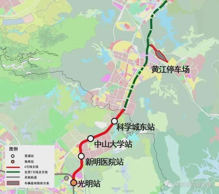 深圳首条无人驾驶地铁来了 20号线今年年底建成通车
