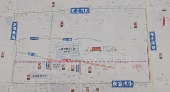 太原迎泽大街东延工程5月3日起施工
