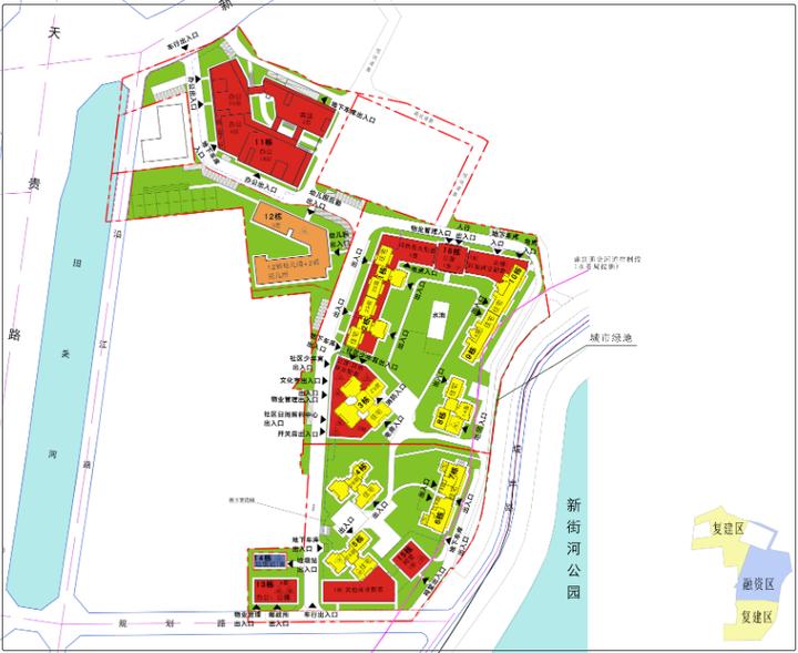 建12班幼儿园+10栋住宅!花都横潭旧改村规划出炉