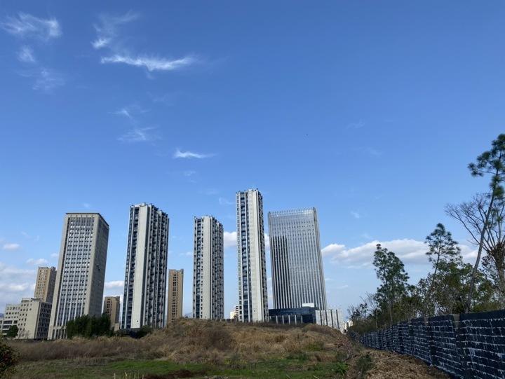 仙居县环城南路北侧宇杰总部西侧地块终止公告发布