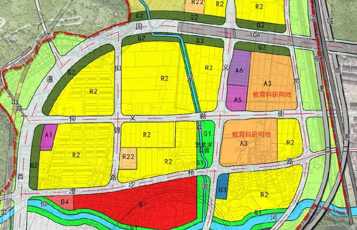 鹿城西新规划,或将迎来大片拆迁和征地,以及TOD?