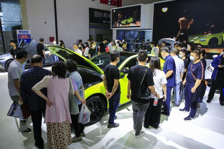 《车展成为提振汽车消费的重要引擎——华中车展圆满落幕》