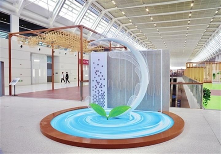 国家会展中心(天津)首展 将举行150多场高端论坛
