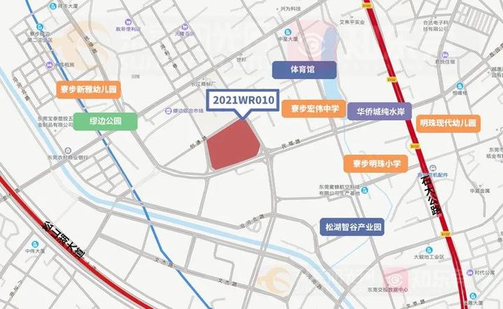 越秀地产和深圳南山均已进入,寮步又有2个新项目了!