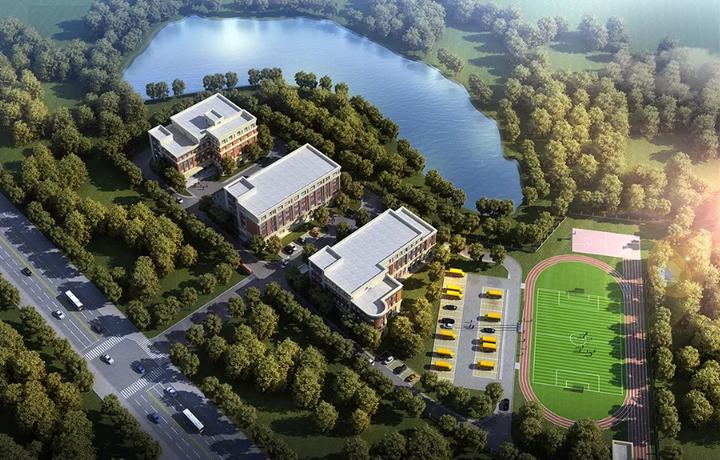 南关区新兴学校新建项目年底投入使用|城市配套