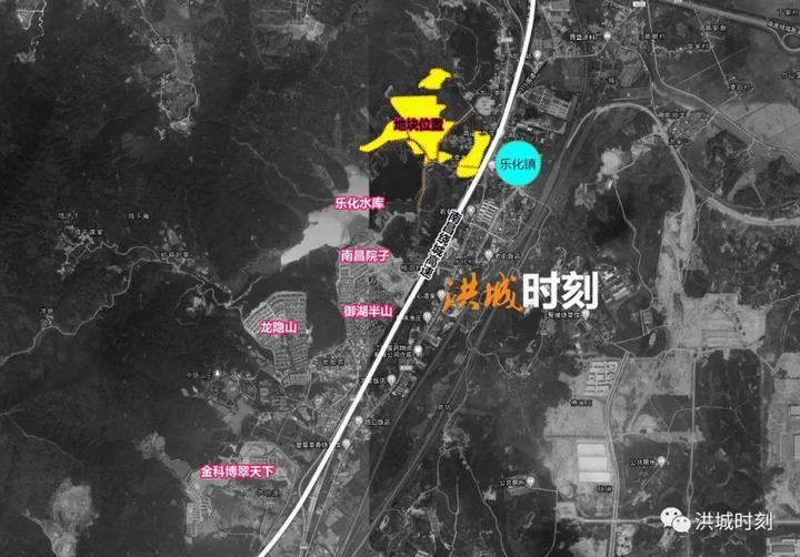 投资50亿!落位新建区乐化!龙隐山康乐生态旅游项目正式备案!