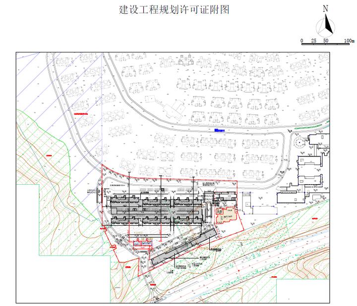 中旅万科城六期住宅项目规划批复