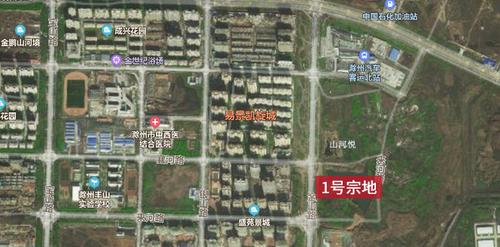 11月27日滁州土拍成交2宗商住用地 总成交价3.69亿元