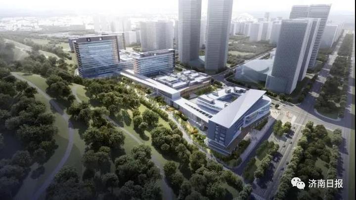 9个市属医院项目正在推进!济南公立医院建设持续加快