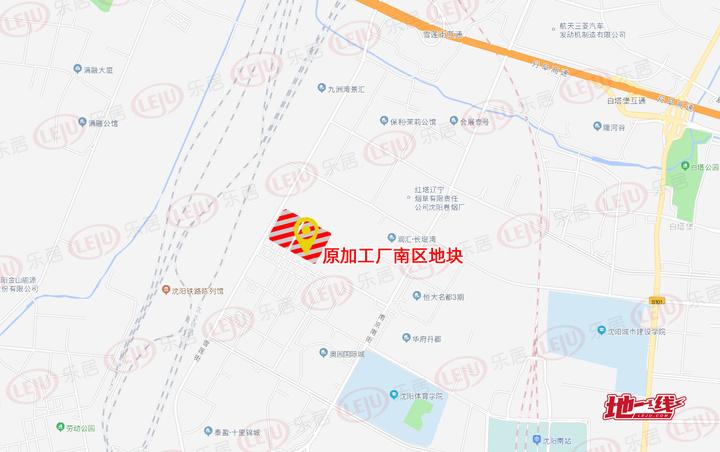 最新!4.30沈阳集中土拍通知:苏家屯、皇姑三宗地块停止交易