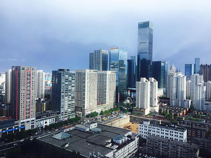 一季度沈阳市实现地区生产总值1523.3亿元