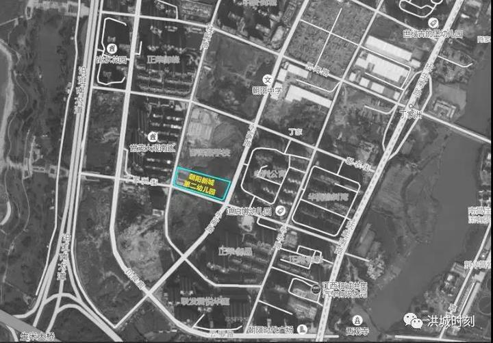 封顶了!朝阳新城第二幼儿园预计2021年完工!