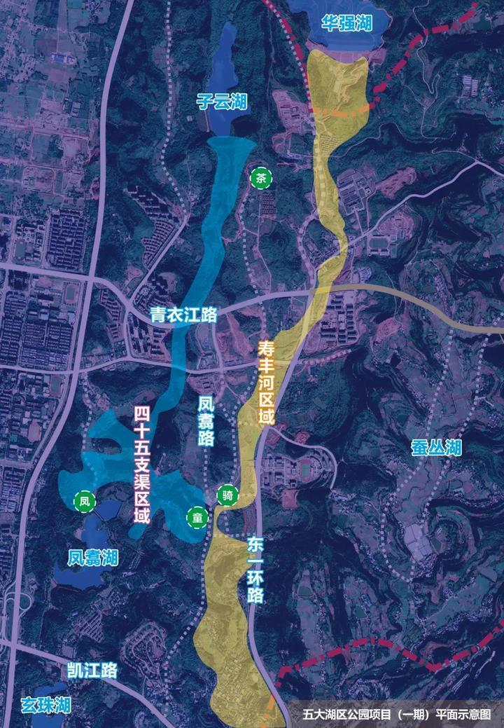 投资约22.7亿!德阳主城区以东这片土地,今年将重磅亮相!规划太