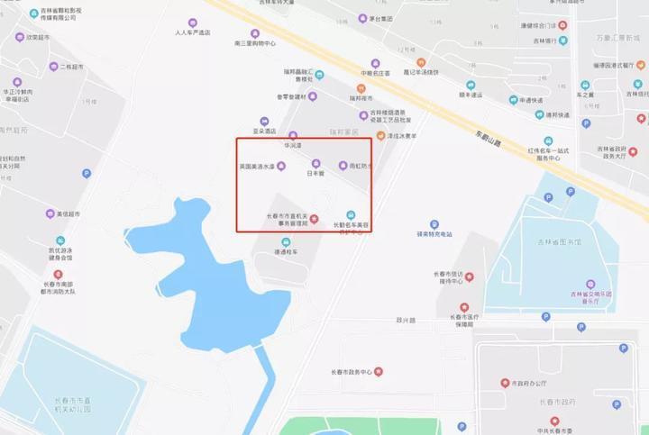 蔚山路瑞邦家居旁地块规划有变