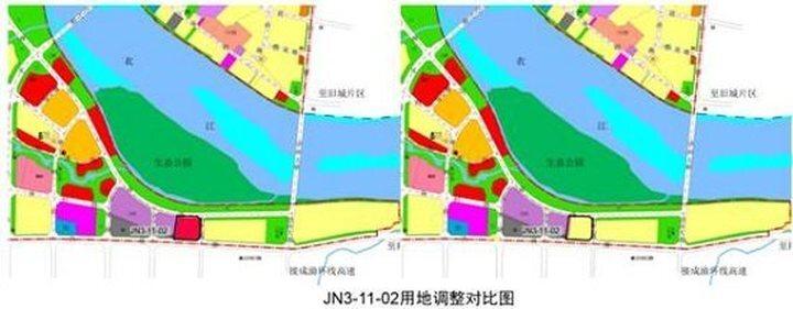 洪雅4宗地块用地性质有变!将调整为居住和商业用地!