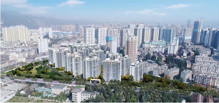 金地商置黑林铺项目过规 拟建13栋住宅和2栋办公