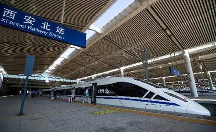 宁夏再开行1对动车组列车!4月28日开通运行!