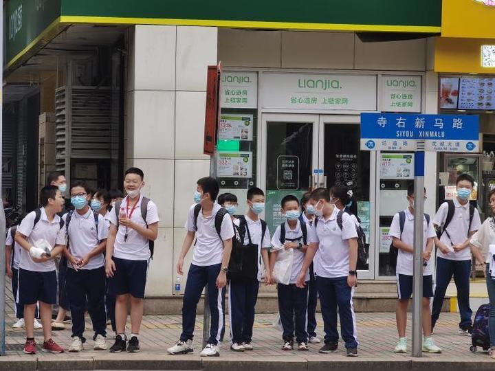 """大湾区提升教育""""基建"""" 深圳新增6万高中学位"""