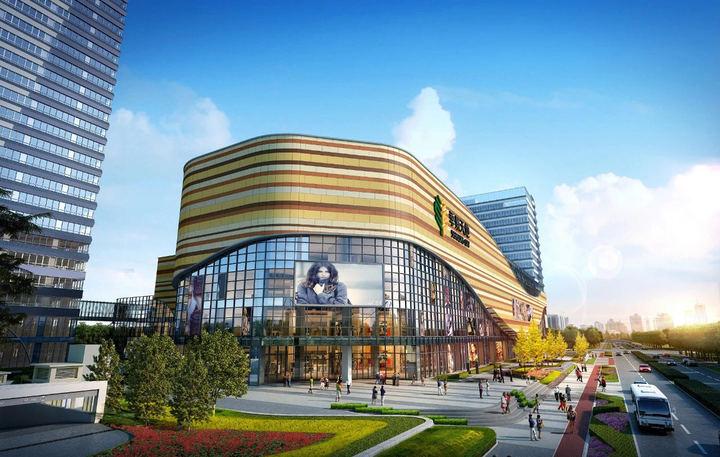 定了!滨海新区这几家商业中心今年开始营业