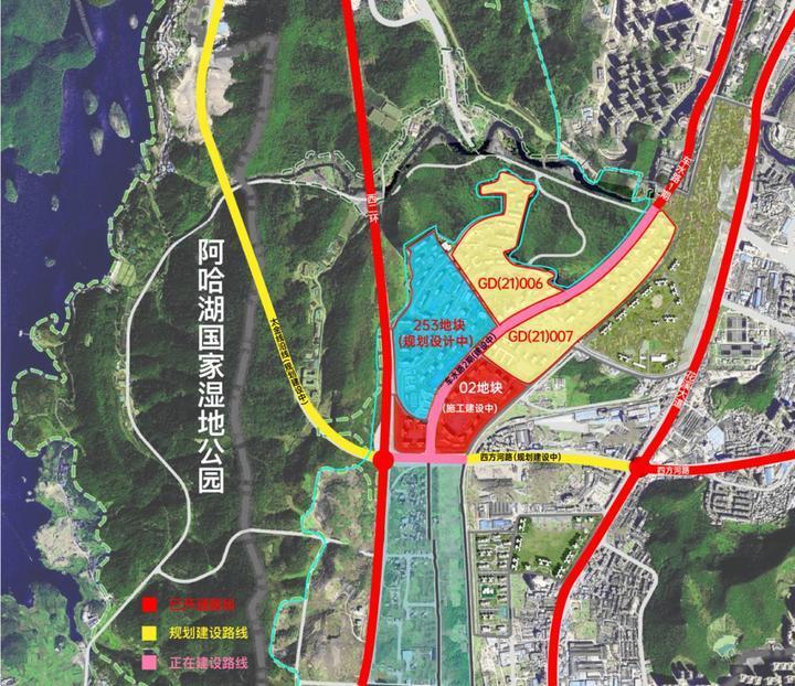 中铁建斥资39.92亿,再拿兰草坝27万方地,区域蜕变已至!