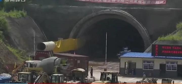 沈阳这条隧道计划10月贯通!
