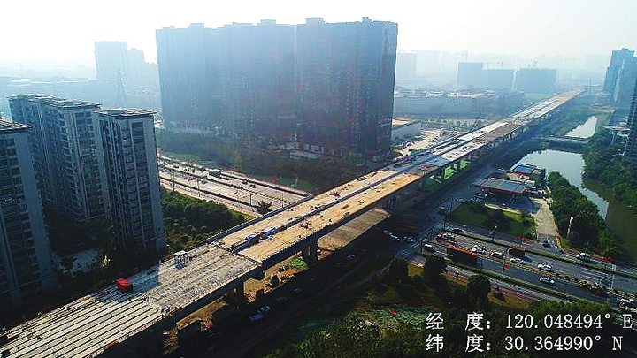 未来科技城多个交通工程最新进展来啦!