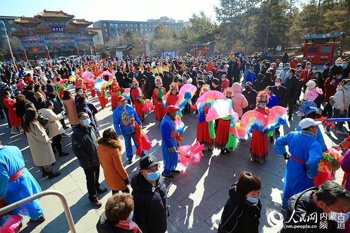 春节、元宵节群众性文化活动等你来体验