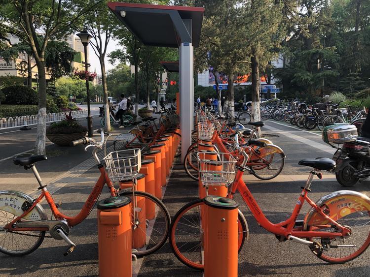 长春市共享单车新政来啦 市交通运输局公开征集市民意见