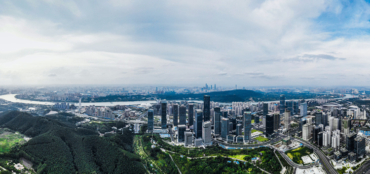 南宁片区总部楼宇经济发展方案发布 加速产业集聚