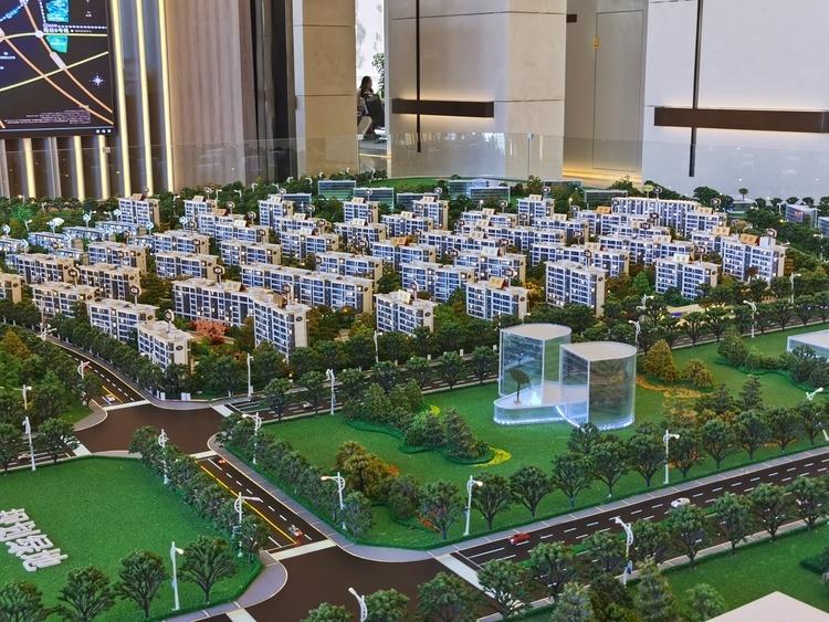 天津公布楼市数据:前7月新房价格上涨 二手房微降
