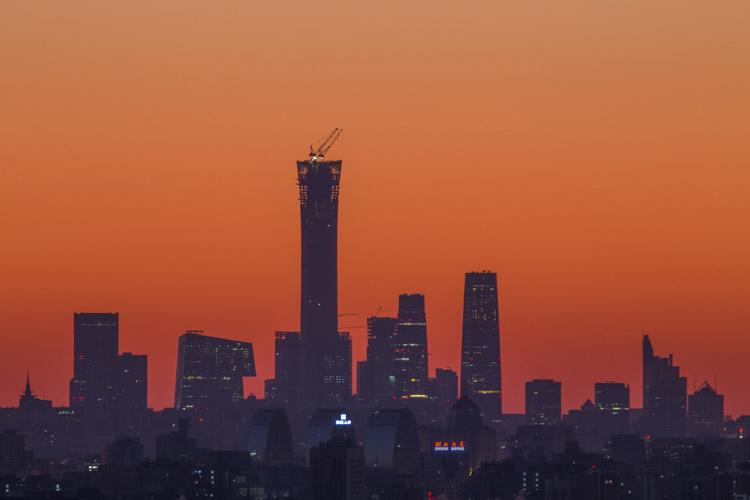 """北京下一步怎么走?产业结构""""高精尖""""化或是必然选择"""
