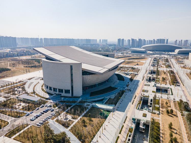 最新!郑州博物馆新馆正式对公众开放!