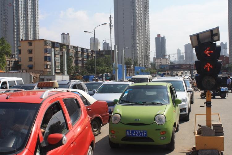 交通大数据预测哈尔滨本周和兴路、教化街等6条路最易堵车