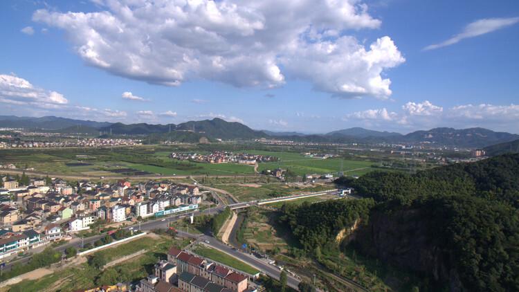 萧山瓜沥镇七彩社区入选浙江县域高质量发展提名案例
