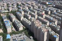 最新进展!海口江东新区电白雅居项目10栋安置房封顶