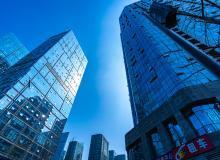 报告称一季度北京办公楼租金跌幅放缓