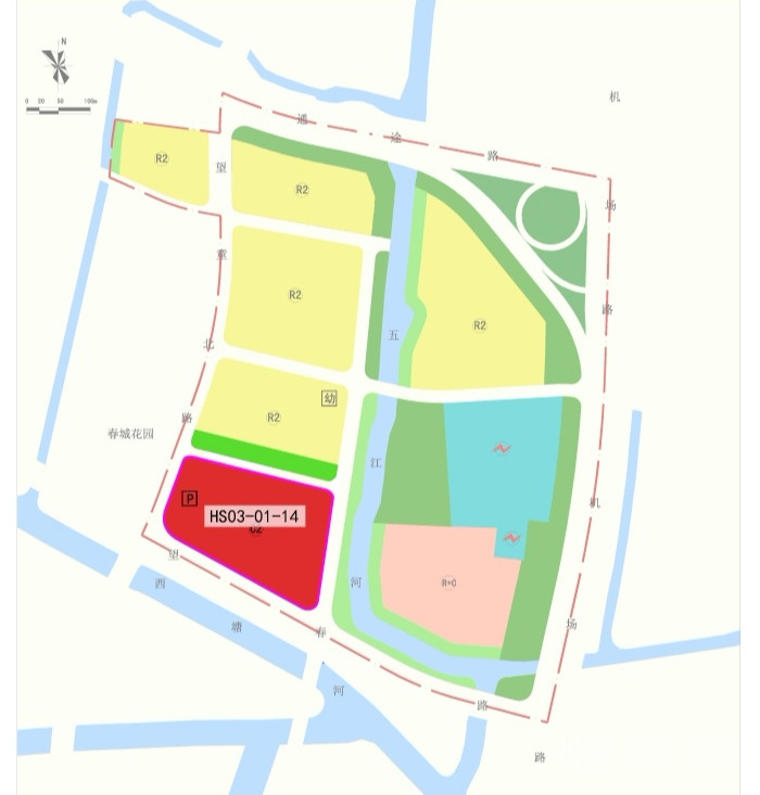 宁波市长乐东地段局部调整