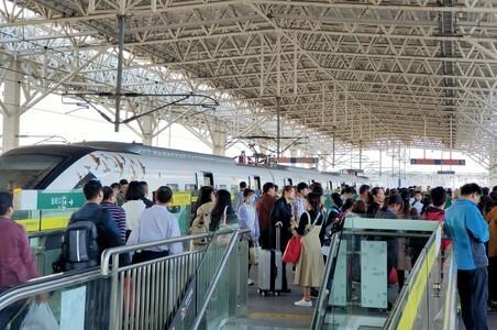 今起春运迎最高峰 北京铁路局累计发送旅客超千万