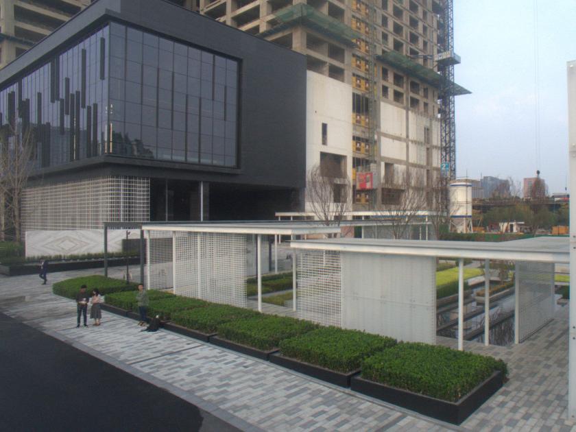 绿城中国:前2月合约销售金额101亿元