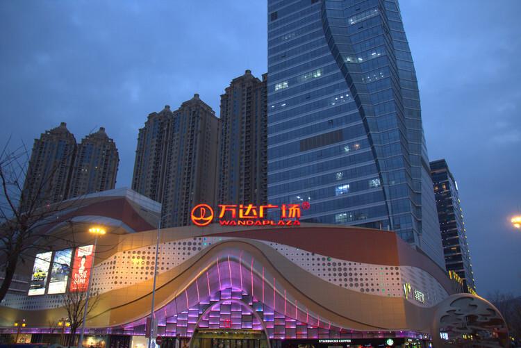 首个第四代万达广场 龙岗万达9月17日开业