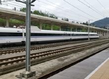 京唐铁路燕郊站旅客地道完成改造
