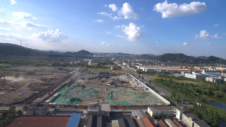 钱江南岸出现了一个中央活力区(CAZ) | 李坤军