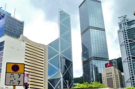 香港首季甲级写字楼空置率升至10.3% 商铺市场回暖