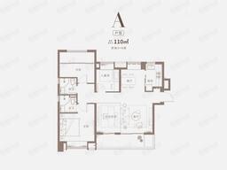 住宅水晶尚庭 户型图