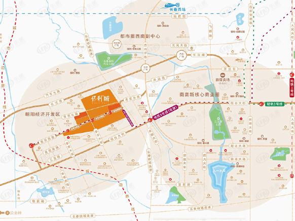 位置交通图