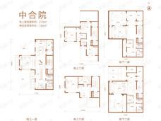 玖瀛府4室5厅9卫户型图