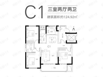众悦鑫城户型图
