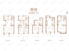 玖瀛府3室4厅6卫户型图