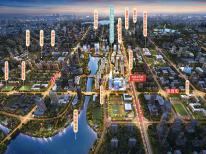清华海峡小镇·花园城